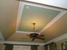 Trey Ceiling Crown Molding New Jersey Moulding