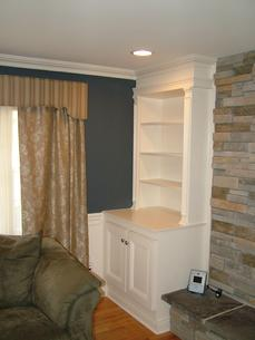 Custom Built-ins New Jersey Crown Regal Moldings