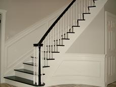 Wainscot New Jersey NJ Crown Molding Moulding
