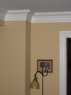 Moulding New Jersey Crown Molding Buildup Trimwork